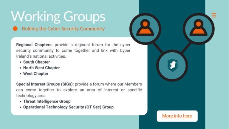 Cyber Ireland Membership Brochure 2021-2022