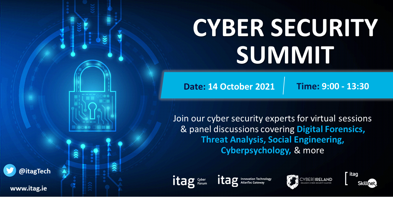 itag cyber security forum