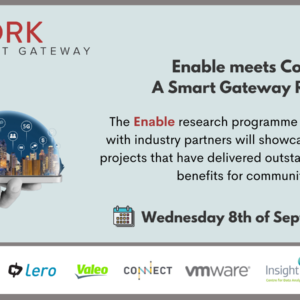Enable meets Cork: A Smart Gateway Region