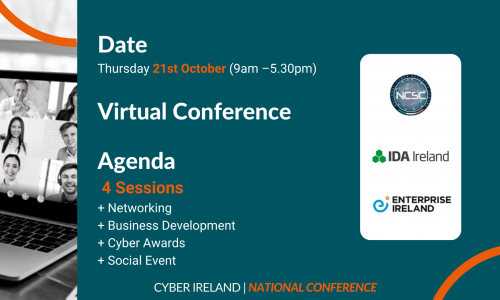 Cyber Ireland National Conference 2