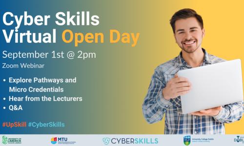 Cyber Skills Open Day